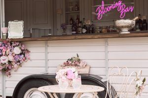 Blooming Bar mobile events bar