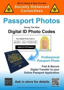 Passport photos in benfleet essex