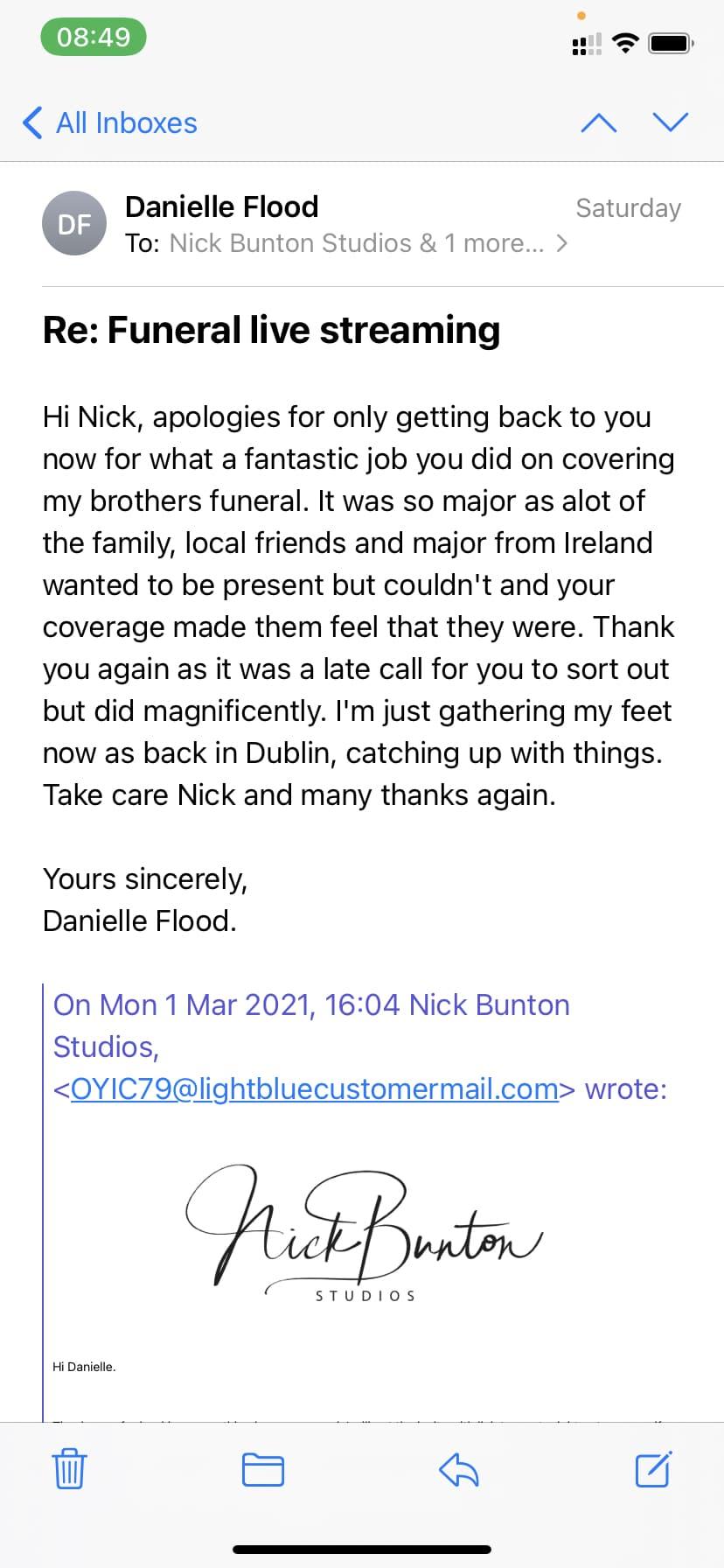 feedback-email-flood